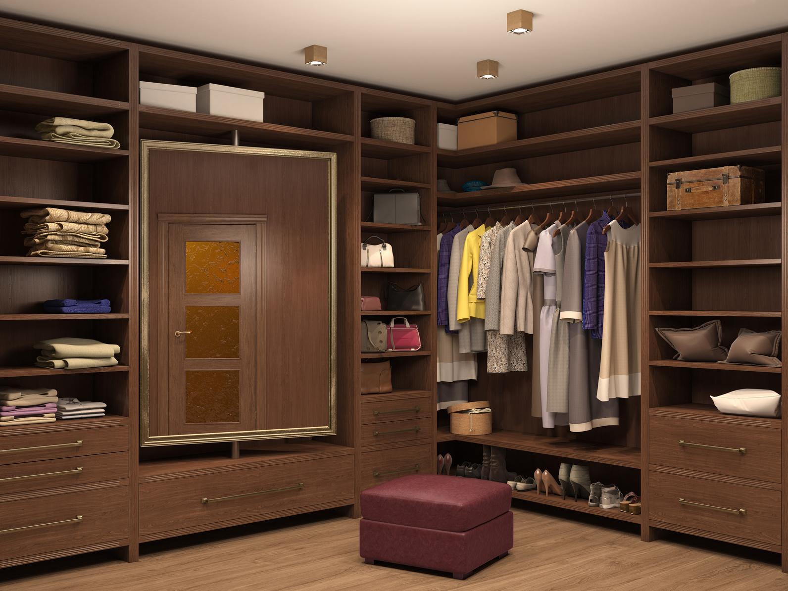 tout ce qu il faut savoir sur le dressing d angle espace les astuces et conseils. Black Bedroom Furniture Sets. Home Design Ideas